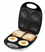 Sendvičovač Croque Madame - sendvič a vejce
